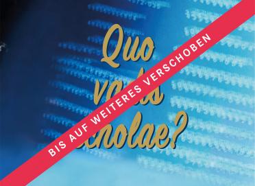 Quo vadis scholae? – Wie sollte/könnte/müsste Schule in der Zukunft sein?
